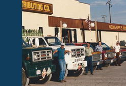 General Distributing Company, Butte, MT 1985