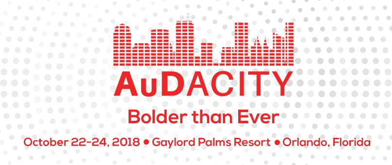 AUDACITY 2018 CONVENTION
