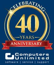 Computers Unlimited Celebrates 40 Years
