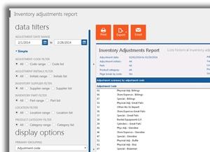 TIMS HME Software   Reports send via