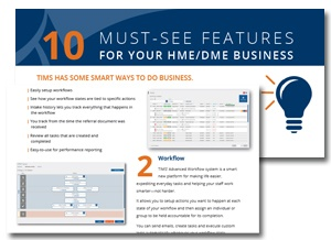 TIMS HME Software 10 Awesome Features Download