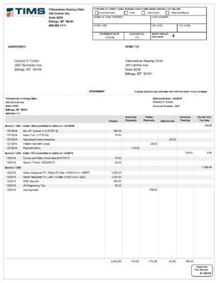 TIMS-Software-Audiology-SLP-Quickbooks-Invoice-Example-2018