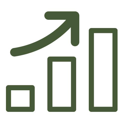 RGB-Green-Growth-Graph