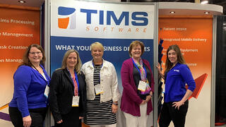 Medtrade-Spring-2109-TIMS-Software-Booth-Gail-Courtney-HillRom-cropped